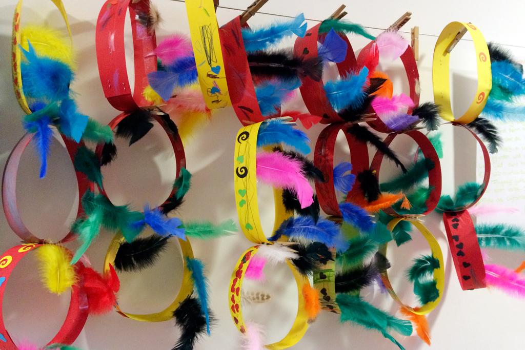 Kindergarten Bilhildis Vhh Basteln Fur Fasching